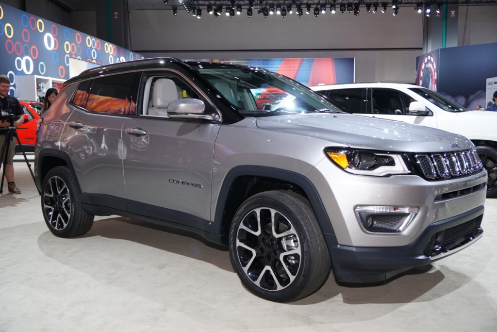 Image 2017 Jeep New Compass Size 1024 X 684 Type Gif