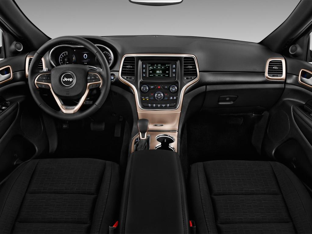 Image: 2017 Jeep Grand Cherokee Laredo 4x2 Dashboard, size ...