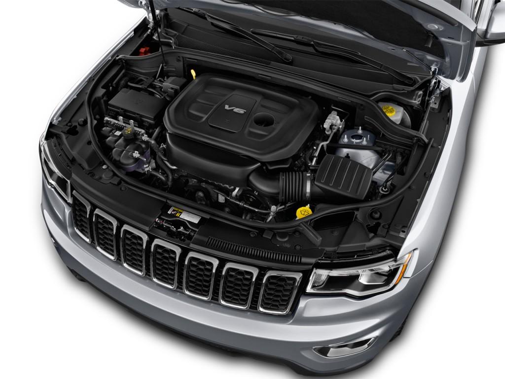 Image 2017 jeep grand cherokee laredo 4x2 engine size for Jeep grand cherokee laredo motor