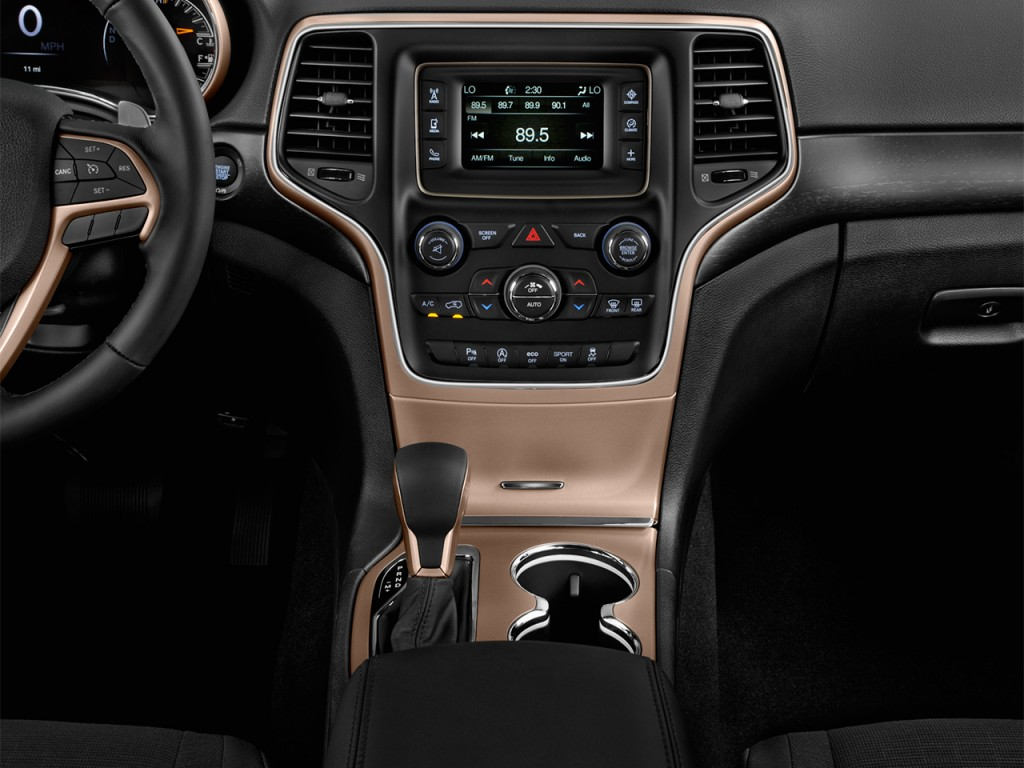 image 2017 jeep grand cherokee laredo 4x2 instrument panel size 1024 x 768 type gif posted. Black Bedroom Furniture Sets. Home Design Ideas