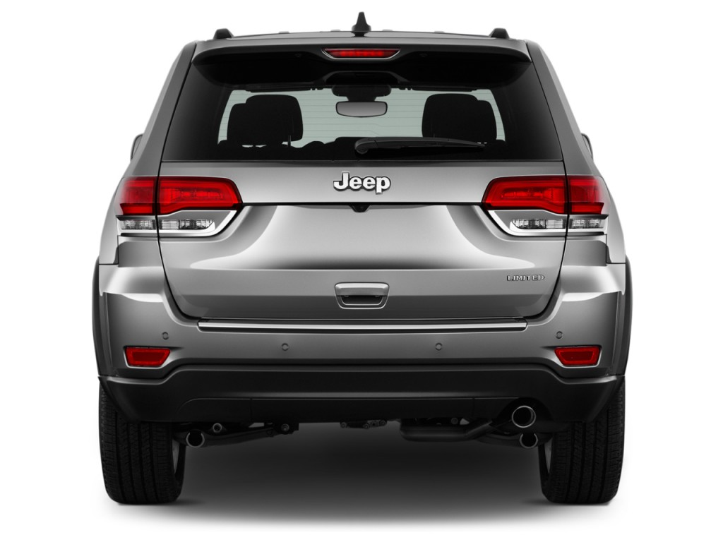 image 2017 jeep grand cherokee limited 4x2 rear exterior view size 1024 x 768 type gif. Black Bedroom Furniture Sets. Home Design Ideas