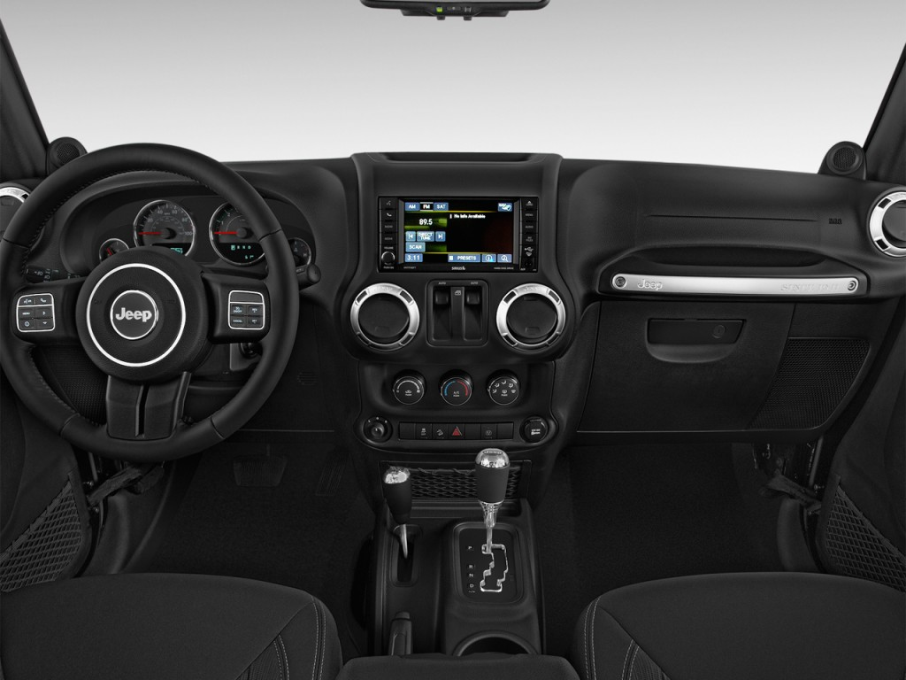 Image 2017 Jeep Wrangler Rubicon 4x4 Dashboard Size 1024 X 768 Type Gif Posted On April
