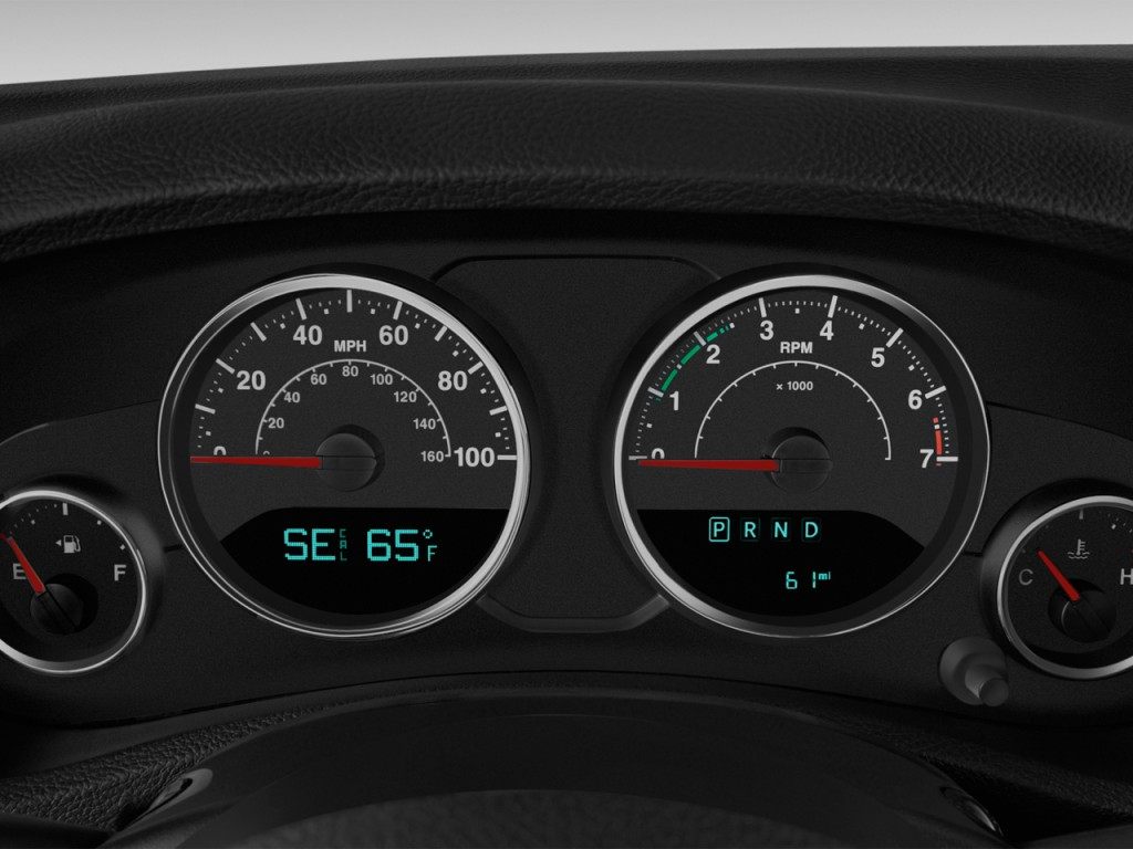 2006 Jeep Rubicon Unlimited >> Image: 2017 Jeep Wrangler Rubicon 4x4 Instrument Cluster, size: 1024 x 768, type: gif, posted on ...