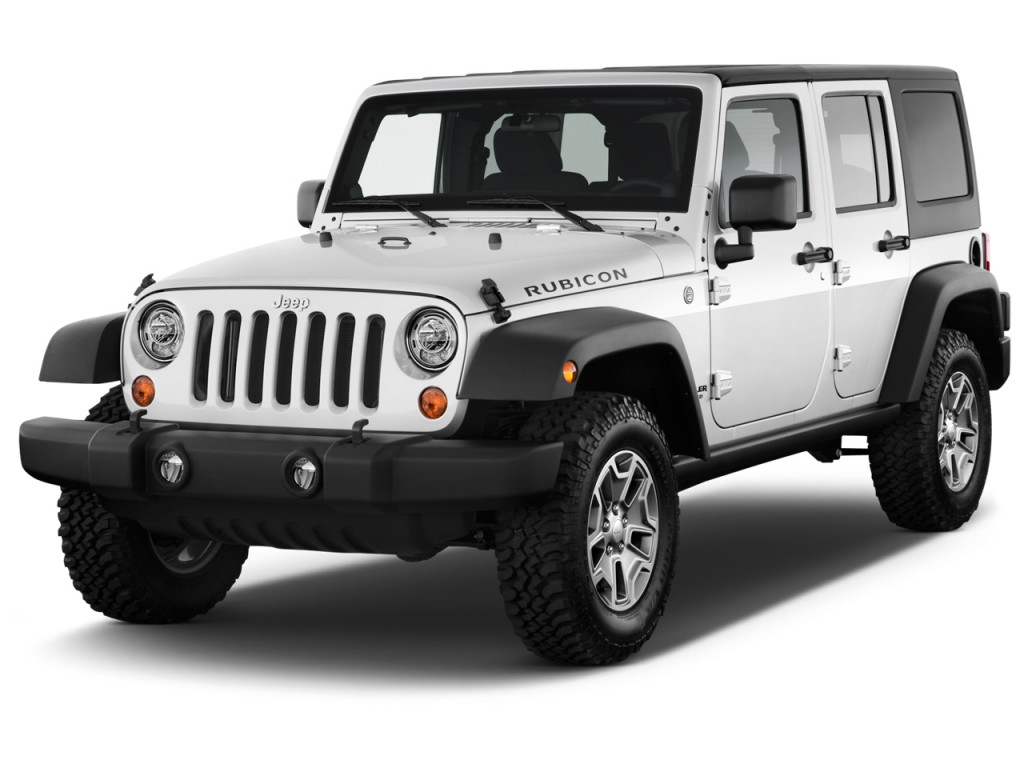 Image: 2017 Jeep Wrangler Unlimited Rubicon 4x4 Angular ...