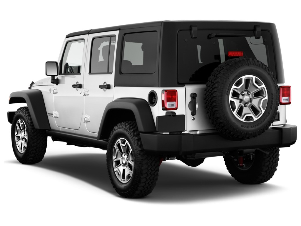 image 2017 jeep wrangler unlimited rubicon 4x4 angular rear exterior view size 1024 x 768. Black Bedroom Furniture Sets. Home Design Ideas