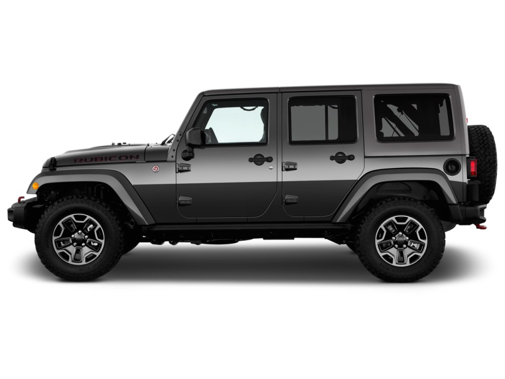 image 2017 jeep wrangler unlimited rubicon hard rock 4x4 ltd avail side exterior view size. Black Bedroom Furniture Sets. Home Design Ideas
