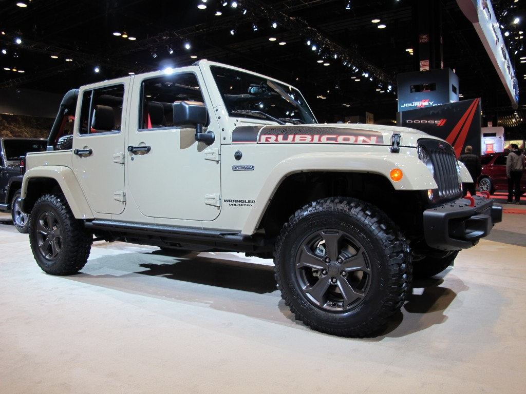 image 2017 jeep wrangler unlimited rubicon recon 2017 chicago auto show size 1024 x 768. Black Bedroom Furniture Sets. Home Design Ideas