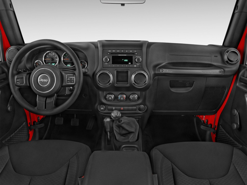 Image 2017 Jeep Wrangler Unlimited Sport 4x4 Dashboard Size 1024 X 768 Type Gif Posted On
