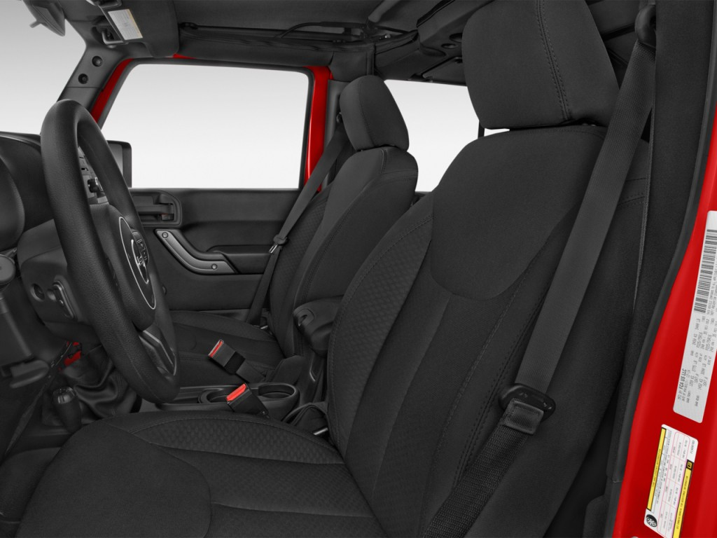 Image 2017 Jeep Wrangler Unlimited Sport 4x4 Front Seats Size 1024 X 768 Type Gif Posted