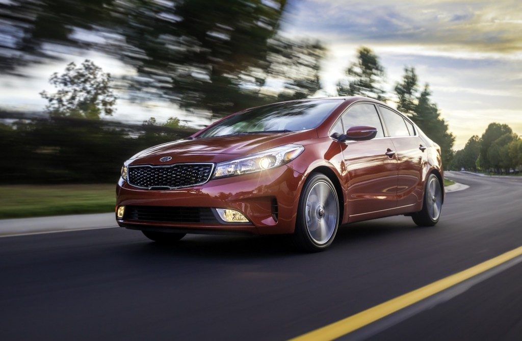 2017 Kia Forte Review Ratings Specs Prices And Photos The Car Connection