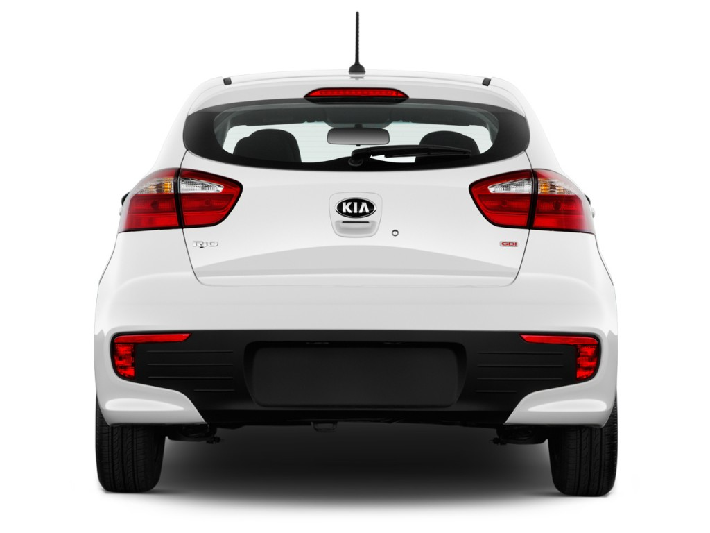 image 2017 kia rio 5 door lx auto rear exterior view size 1024 x 768 type gif posted on. Black Bedroom Furniture Sets. Home Design Ideas