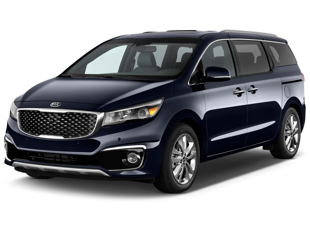 2017 Kia Sedona Review Ratings Specs Prices And Photos The Car Dash Connection