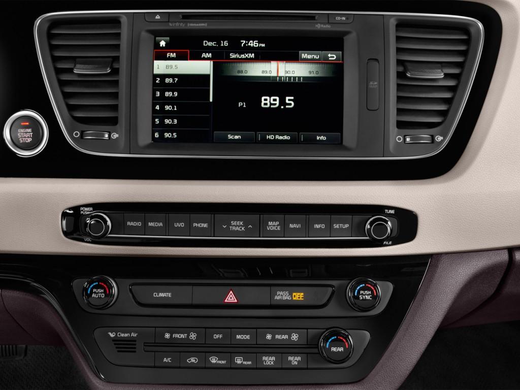 Car And Driver  Kia Sedona Review