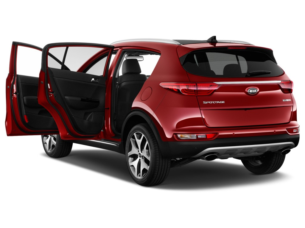image 2017 kia sportage sx turbo awd open doors size 1024 x 768 type gif posted on. Black Bedroom Furniture Sets. Home Design Ideas