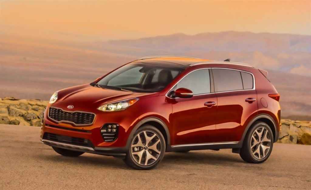 2017 Kia Sportage Review Ratings Specs Prices And Photos The Car Connection