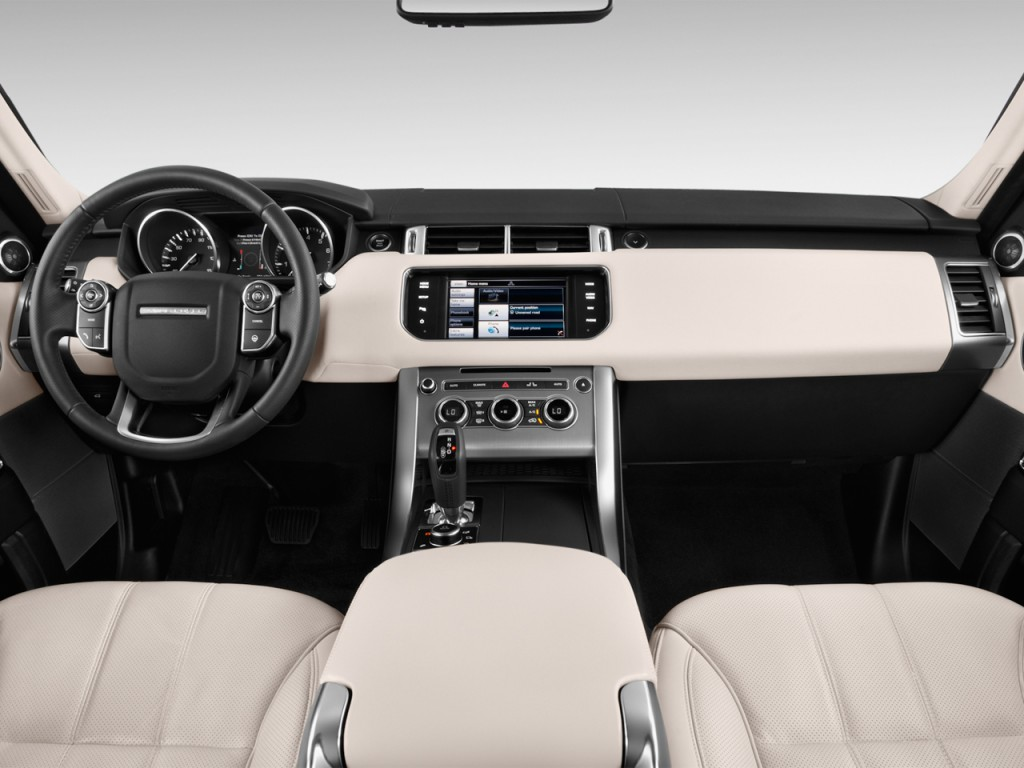 Image: 2017 Land Rover Range Rover Sport V6 Supercharged ...