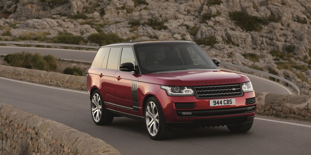 Land Rover Range Rover: The Car Connection's Best Luxury Vehicle to Buy 2018
