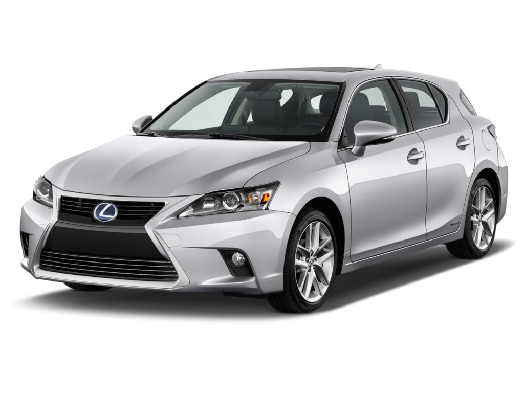2017 Lexus Ct Review Ratings Specs Prices And Photos The Car Connection