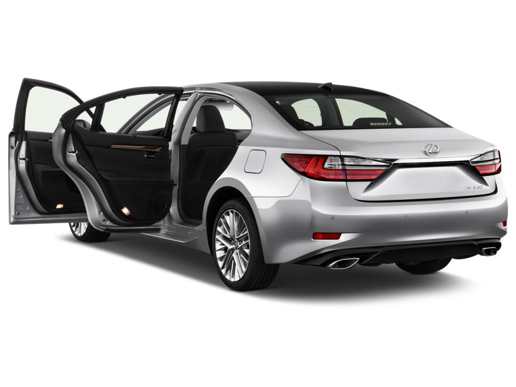 Image: 2017 Lexus ES ES 350 FWD Open Doors, size: 1024 x ...