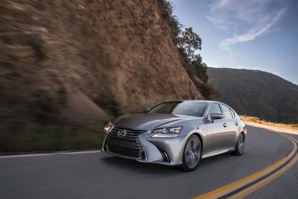 2017 Lexus Gs 350 Review Ratings Specs Prices And Photos The Car Connection