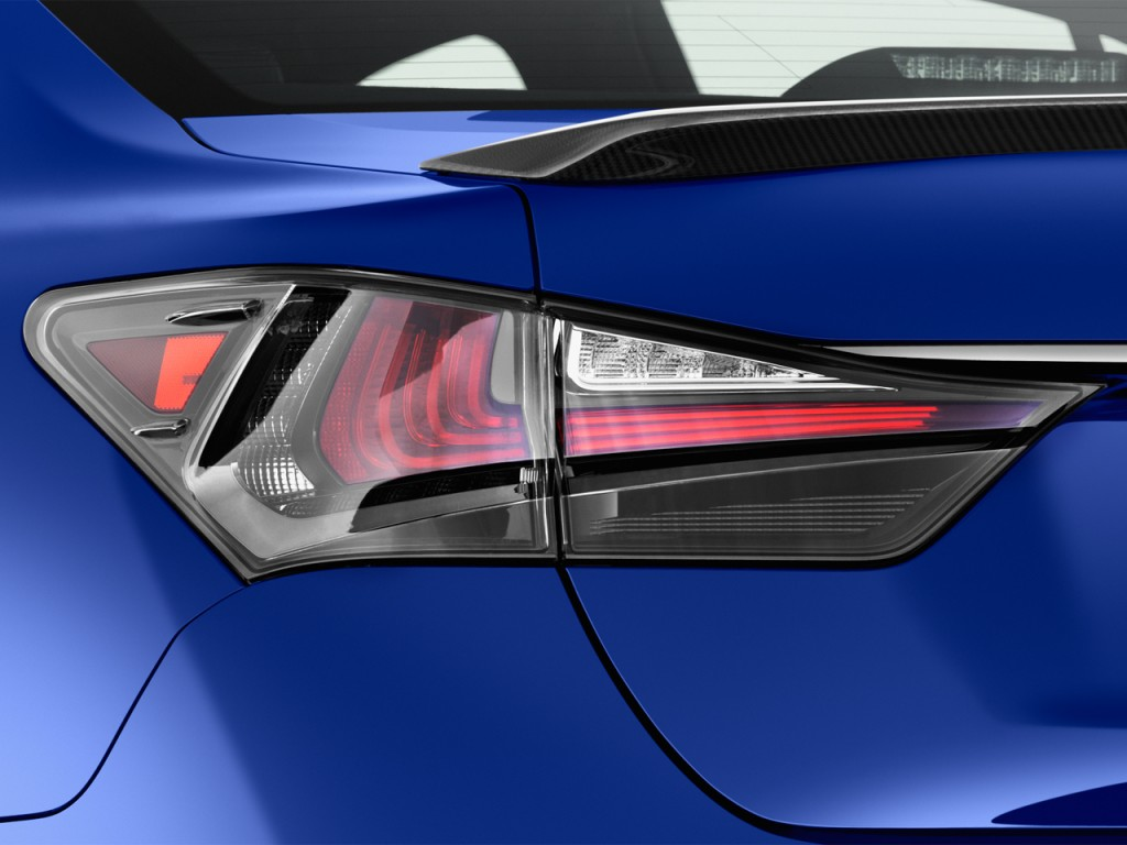 Lexus Nx 200T F Sport >> Image: 2017 Lexus GS F RWD Tail Light, size: 1024 x 768, type: gif, posted on: April 20, 2017 ...