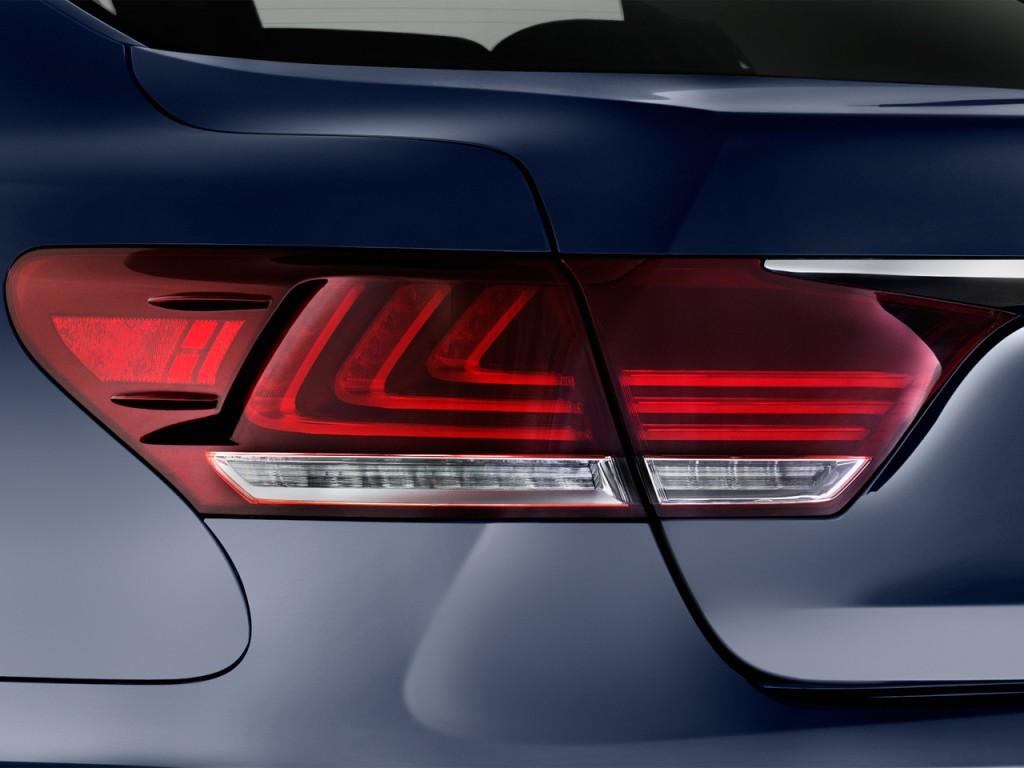 Image: 2017 Lexus LS LS 460 L RWD Tail Light, size: 1024 x ...