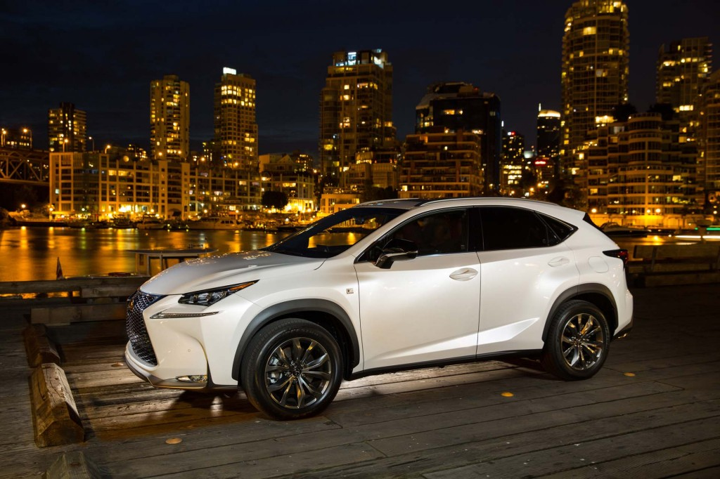 2017 Lexus Nx 200t Review Ratings Specs Prices And Photos The Car Connection