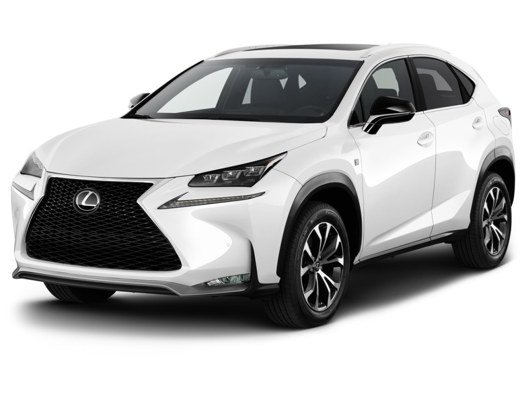 2017 Lexus Nx Review Ratings Specs Prices And Photos The Car Connection