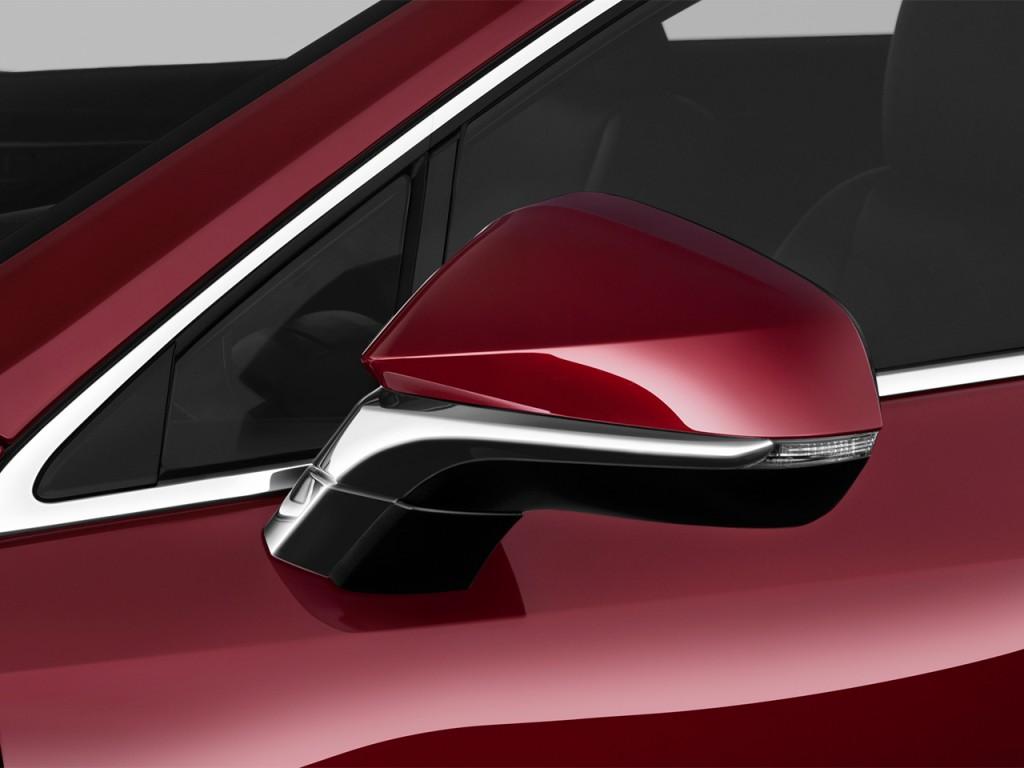 Image: 2017 Lexus NX NX Turbo FWD Mirror, size: 1024 x 768 ...