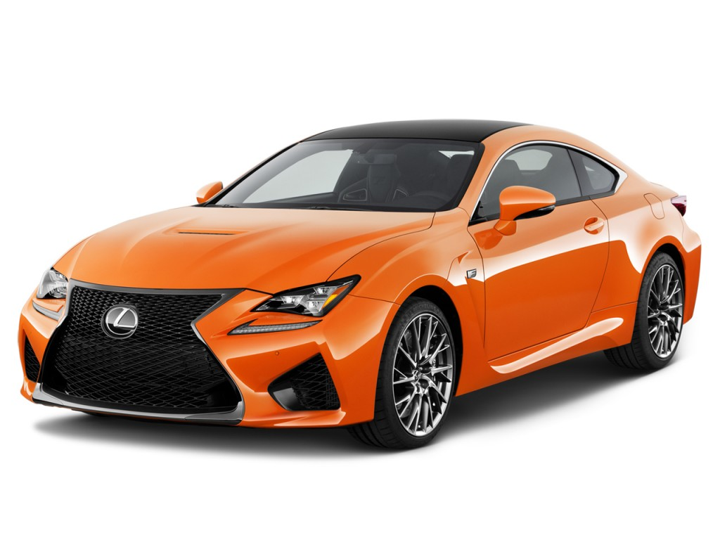 2017 Lexus Rc F Review Ratings Specs Prices And Photos The Car Connection
