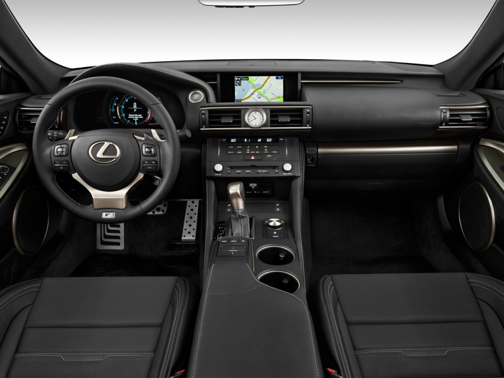 image 2017 lexus rc rc 350 f sport rwd dashboard size 1024 x 768 type gif posted on april. Black Bedroom Furniture Sets. Home Design Ideas