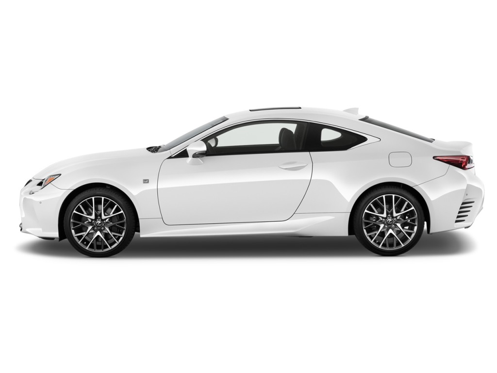 image 2017 lexus rc rc 350 f sport rwd side exterior view size 1024 x 768 type gif posted. Black Bedroom Furniture Sets. Home Design Ideas