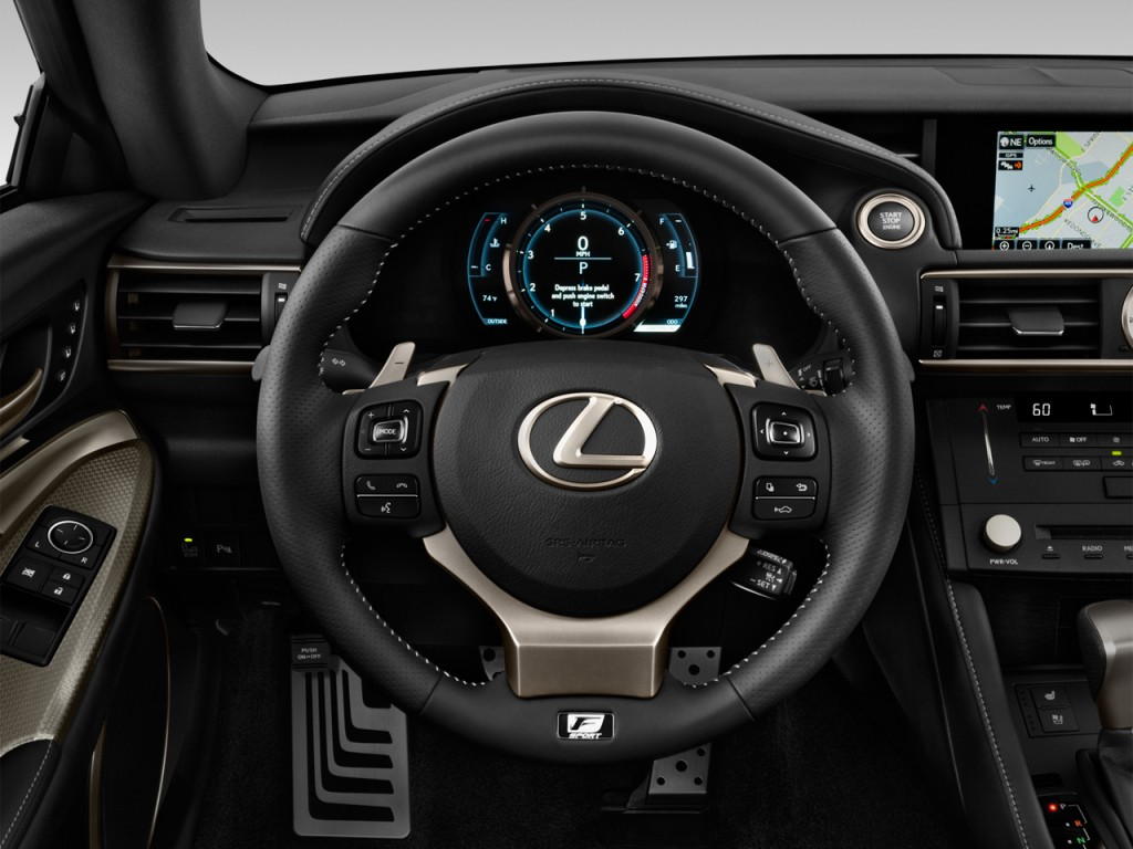 image 2017 lexus rc rc 350 f sport rwd steering wheel size 1024 x 768 type gif posted on. Black Bedroom Furniture Sets. Home Design Ideas