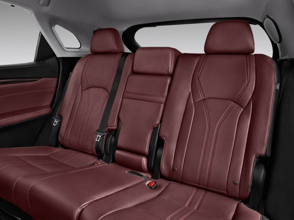image 2017 lexus rx rx 450h awd rear seats size 1024 x. Black Bedroom Furniture Sets. Home Design Ideas