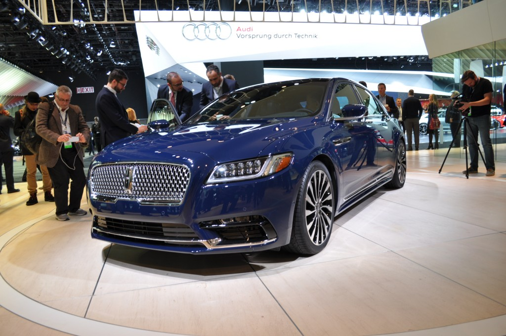 image 2017 lincoln continental 2016 detroit auto show size 1024 x 680 type gif posted on. Black Bedroom Furniture Sets. Home Design Ideas