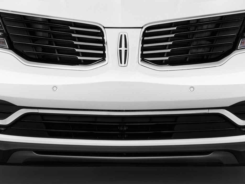 Used Lincoln Mkx >> Image: 2017 Lincoln MKX Black Label FWD Grille, size: 1024 x 768, type: gif, posted on: April 20 ...