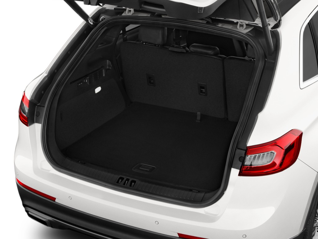 Image: 2017 Lincoln MKX Black Label FWD Trunk, size: 1024 ...