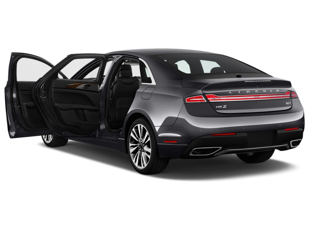 Image 2017 Lincoln Mkz Reserve Fwd Open Doors Size 1024