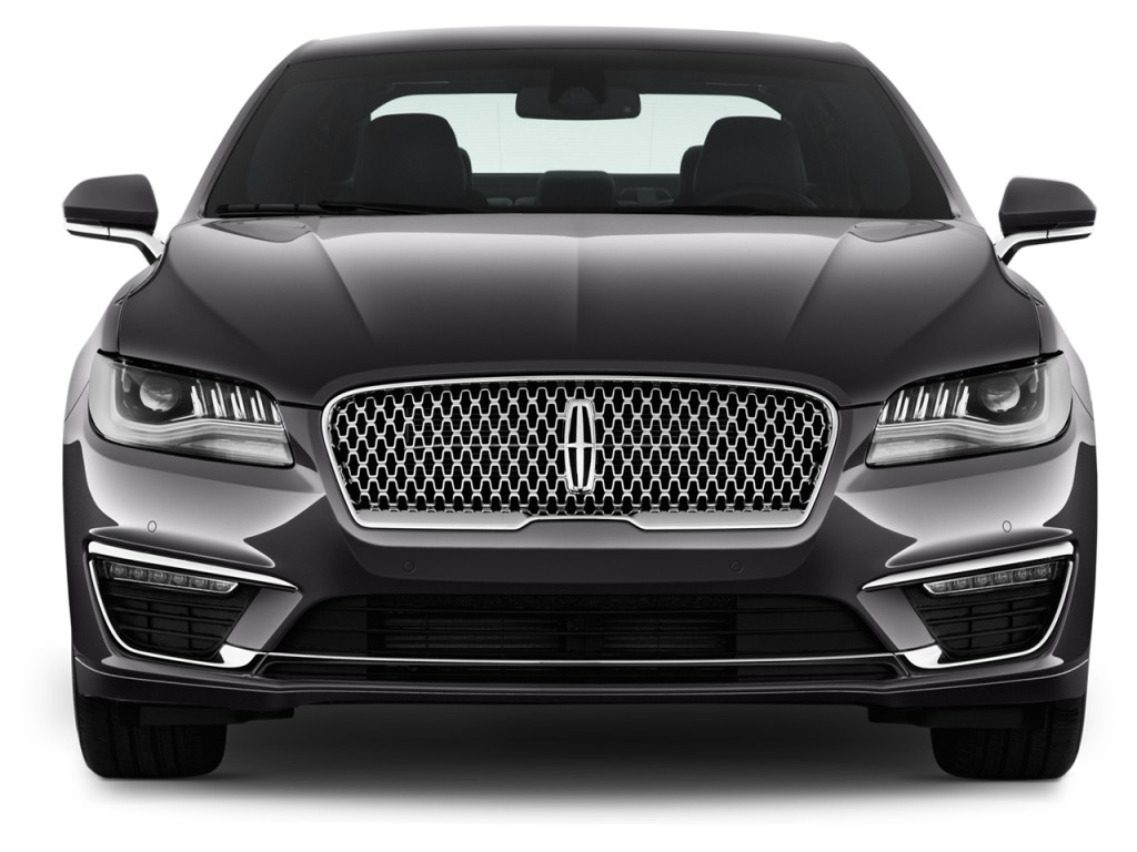 Image: 2017 Lincoln MKZ Select FWD Front Exterior View ...