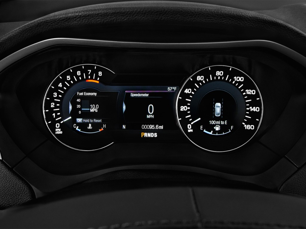 image 2017 lincoln mkz select fwd instrument cluster size 1024 x 768 type gif posted on. Black Bedroom Furniture Sets. Home Design Ideas