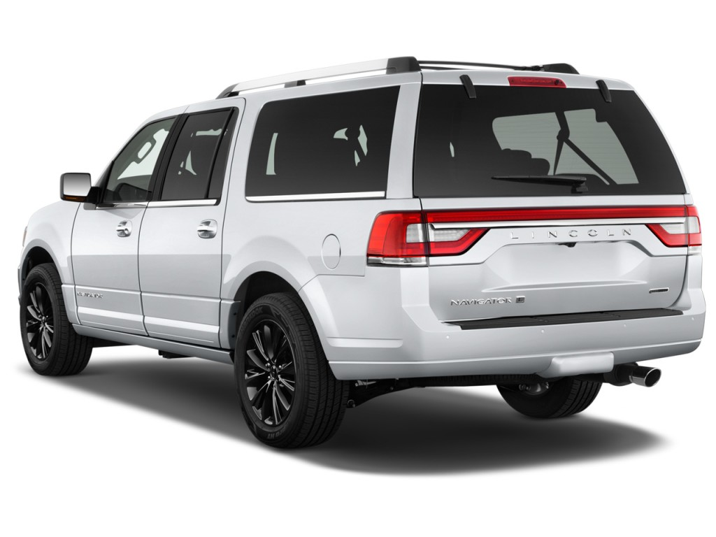 image 2017 lincoln navigator l 4x4 select angular rear exterior view size 1024 x 768 type. Black Bedroom Furniture Sets. Home Design Ideas