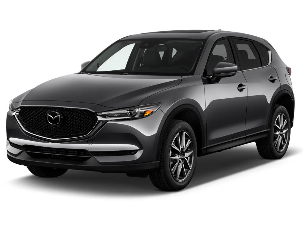 Image 2017 Mazda Cx 5 Grand Touring Awd Angular Front
