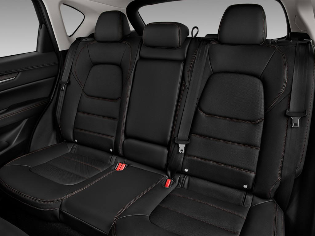 Image: 2017 Mazda CX-5 Grand Touring AWD Rear Seats, size ...