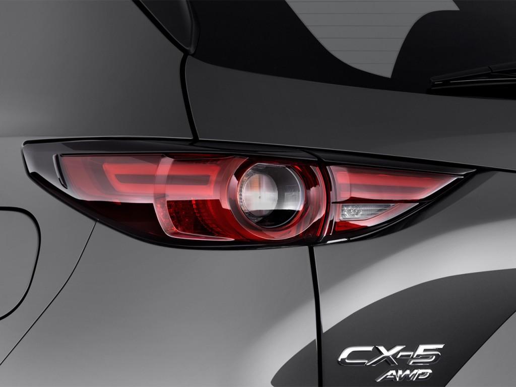 Image: 2017 Mazda CX-5 Grand Touring AWD Tail Light, size ...