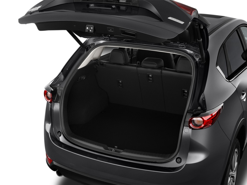 Image 2017 Mazda Cx 5 Grand Touring Awd Trunk Size 1024