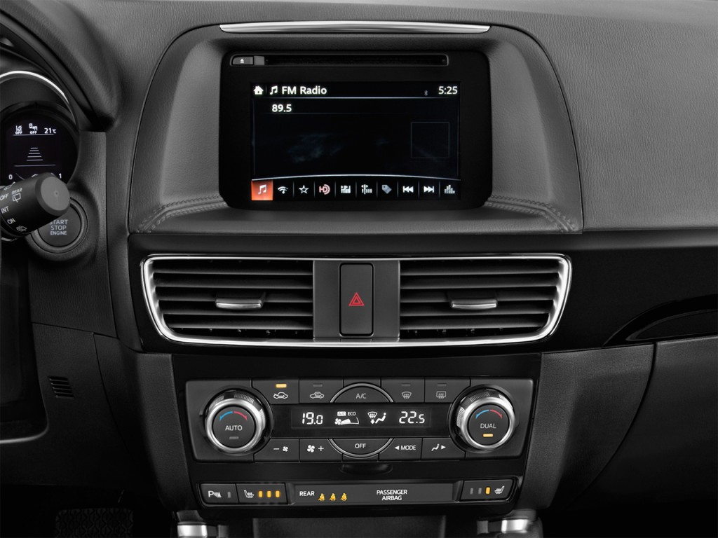 image 2017 mazda cx 5 sport fwd audio system size 1024 x 768 type gif posted on april 20. Black Bedroom Furniture Sets. Home Design Ideas