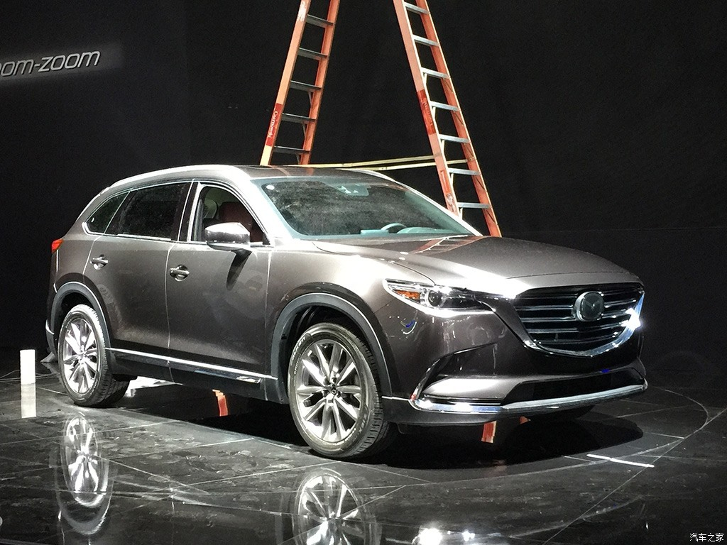 2016 Mazda Cx 9 Leaked Ahead Of Los Angeles Auto Show