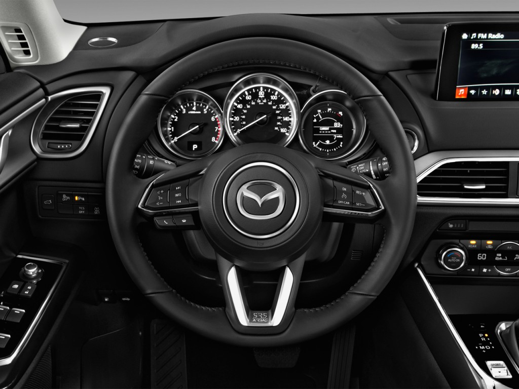 image 2017 mazda cx 9 touring fwd steering wheel size 1024 x 768 type gif posted on april. Black Bedroom Furniture Sets. Home Design Ideas