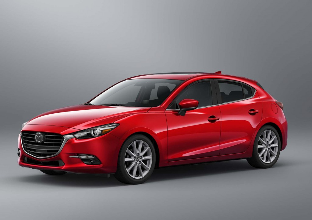 2017 Ford Focus vs. 2017 Mazda 3: Compare Cars