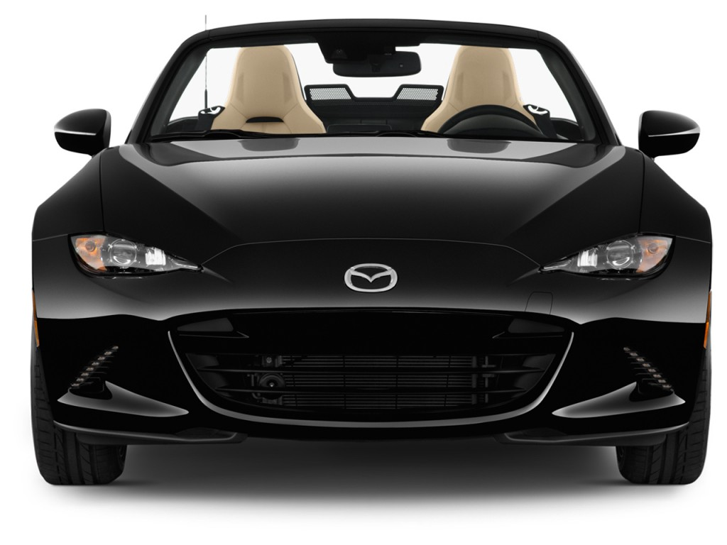 Image 2017 Mazda Mx 5 Miata Grand Touring Manual Front Exterior View Size 1024 X 768 Type